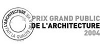 Prix National Grand Public de l'Architecture 2004